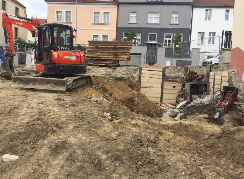 Výstavba rezidenčního projektu Apartments Vodňanského zahájena
