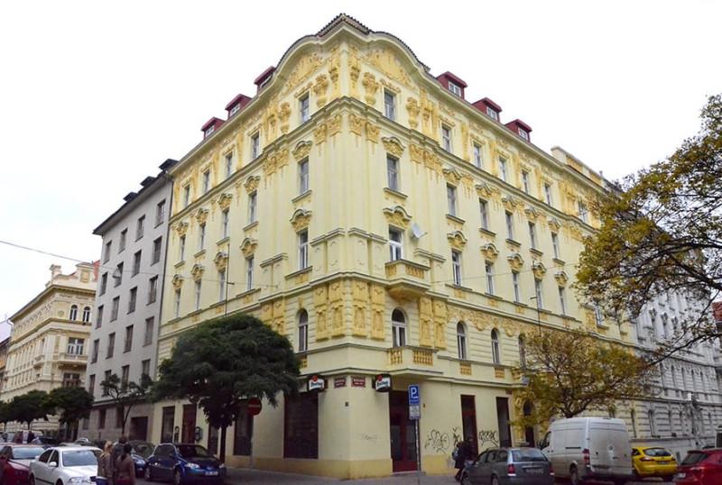 Apartmány Wenzigova